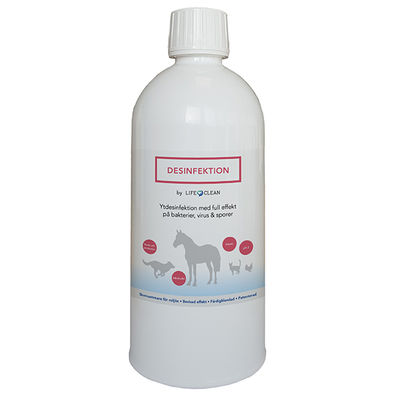 LifeClean ytdesinfektion 500 ml /st