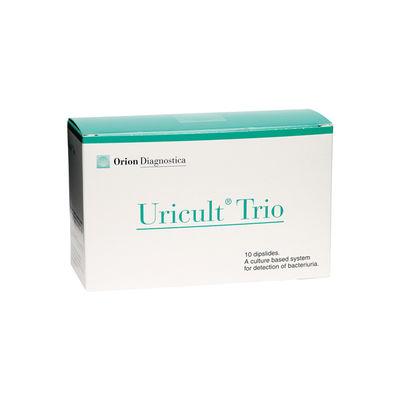 Uricult Trio för påvisande av urinvägsinfektion  /10