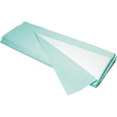 Packskynke / sterilpapper grön/vit 100x100 cm /250
