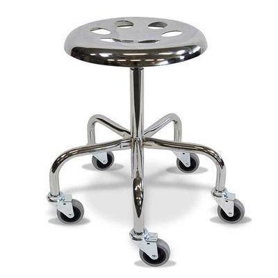 Operationsstol med gasfjäder och handmanövrering med hjul