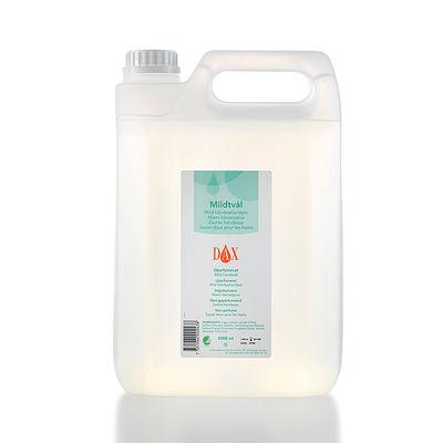 DAX flytande mild oparfymerad tvål 5 liter /st