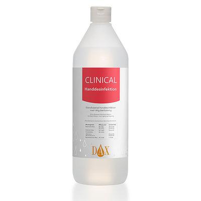 DAX Handdesinfektion Clinical 1 liter /st