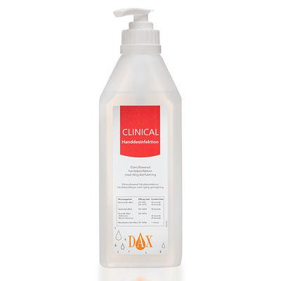 DAX Handdesinfektion Clinical med pump 600 ml /st
