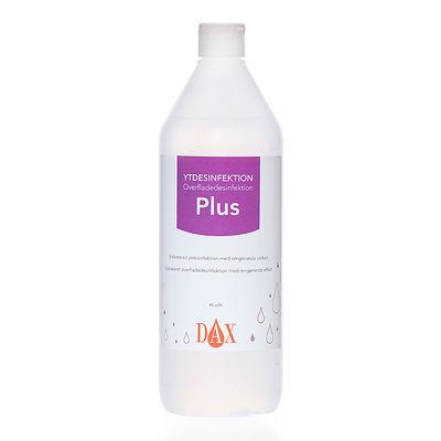 DAX ytdesinfektion Plus 1 liter /st