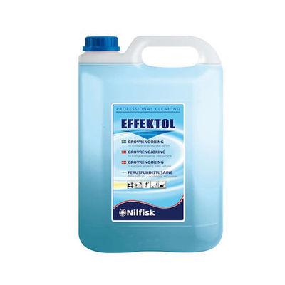 Grovrent  Nilfisk Effektol 5 liter /st