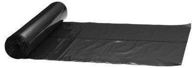 Plastsäck svart  125 liter /25