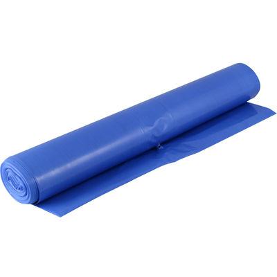 Plastsäck blå  240 liter /10
