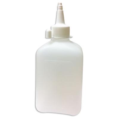 Tom flaska med spetskapsyl 250 ml /st