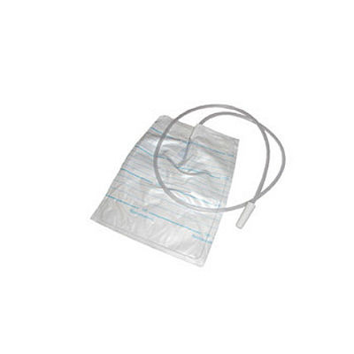 Urinpåse Convatec osteril ej tömbar 1500 ml med slang 110 cm /st