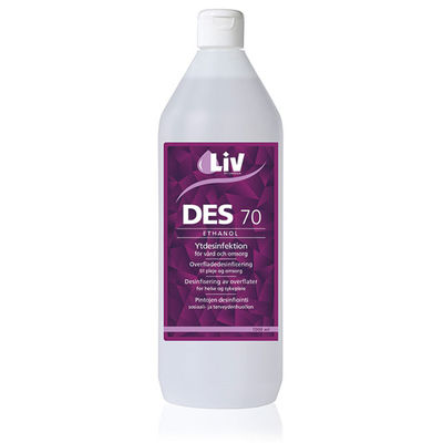 LIV ytdesinfektion 70 1 liter /st