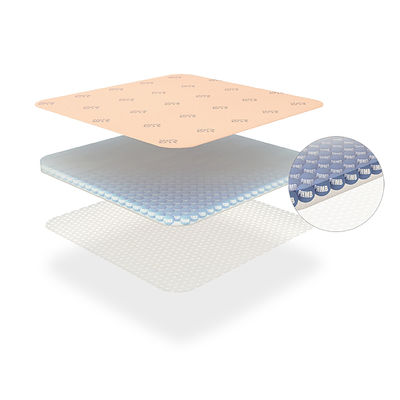Suprasorb P+PHMB 10x10 cm /st