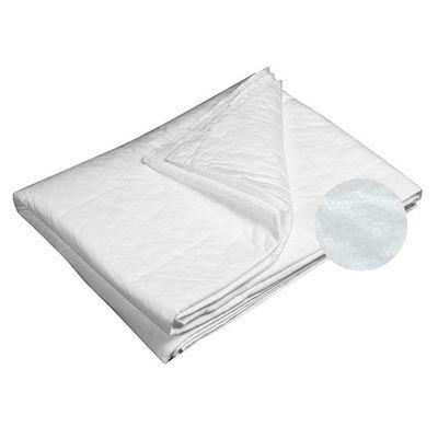 EasiTex engångsfilt styckförpackad  vit 150x190 cm /st