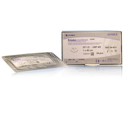 Polydox 4/0 DS-19 45 cm /24