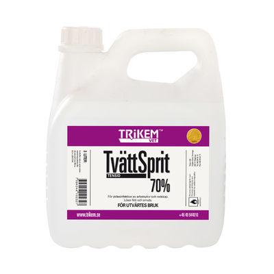 Tvättsprit 70% med Tensid 3 liter /dunk
