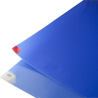 Klibbmatta blå 90x115 cm /40