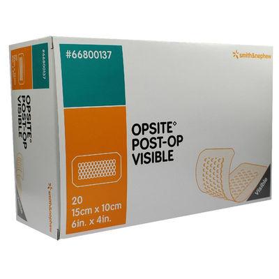 Opsite Post-Op Visible 15x10 cm såryta 10x6 cm /st