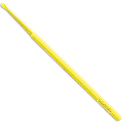Öronkurett gul stor sked /50