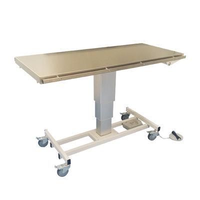 Operationsbord med rostfri skiva 60x140 cm
