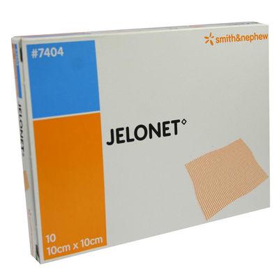Jelonet salvkompress med paraffin 10x10 cm /10