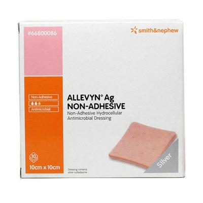 Allevyn Non-Adhesive Ag silver 10x10 cm /10
