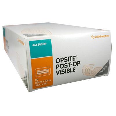 Opsite Post-Op Visible 25x10 cm såryta 20x6 cm /st