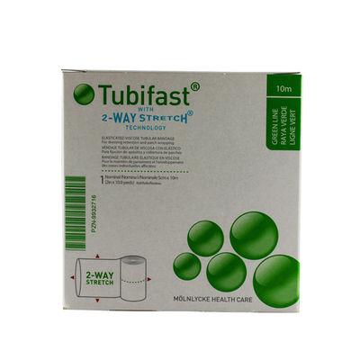 Tubifast 2-Way stretch 5 cmx10 m Grön /st