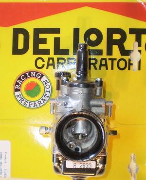 Dellorto - Förgasare (PHBG) 21 mm (Orginal)