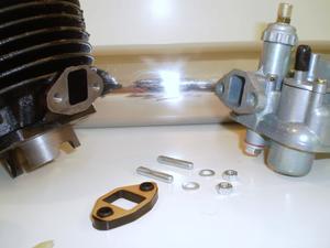 Sachs 50cc hk trimsats 2 vxl drev