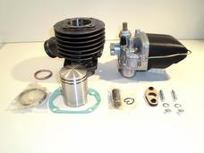 2,9 hp fan cooled Sachs standard cylinder & carburetor