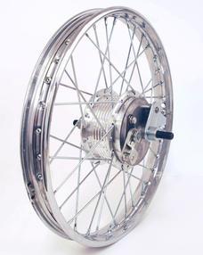 "Rear Wheel MCB Compact 15"" 3-speed"