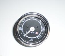 Speedometer Zundapp mod. vdo 60mm 120/kmh