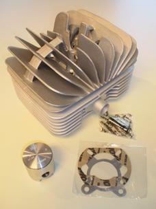 Sachs 80cc Tuning-kit, parmakit