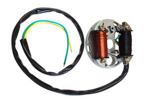 Electronic ignition, standard system