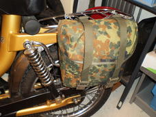 Pack Bag Military Model