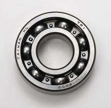 Ball bearing crankshaft 6202