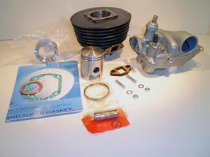 Sachs 60cc hk trimsats Mini