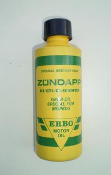 Oil Zündapp SAE80 3,5dl
