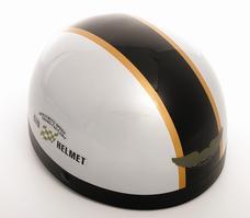 Classic helmet; Silver Large