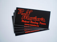Stickers RN Motor (5pcs)