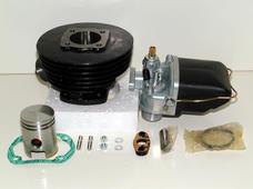 2,9 hp Sachs standard cylinder & carburetor