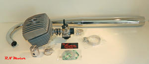 70cc Athena Minitherm trimkit kvalite