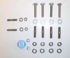 Cylinderbultsats Sachs, rostfri