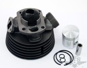 Sachs 5,5 hk cylinder. Ny kopia på Tyska 4,2