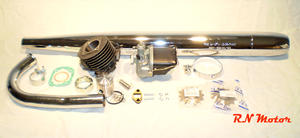 60cc (small) HQ Tuning kitcylinder Sachs 4,8 ps  2-3 speed handshift