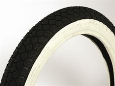 Tire 225-19 F-853 black/white