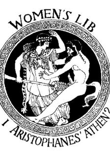 Women's Lib i Aristophanes' Athen?