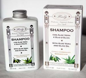 Shampoo Aloe & Oliva