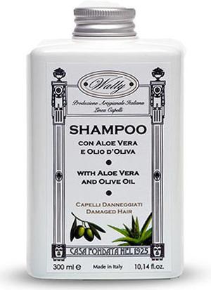 Aloe & Oliv Shampoo