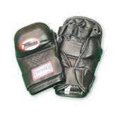 Twins fighting/grapplinghandske Svart MMA