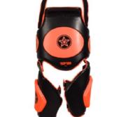 "TOP TEN ""Bodyguard Xtra"" Svart/Orange One size"